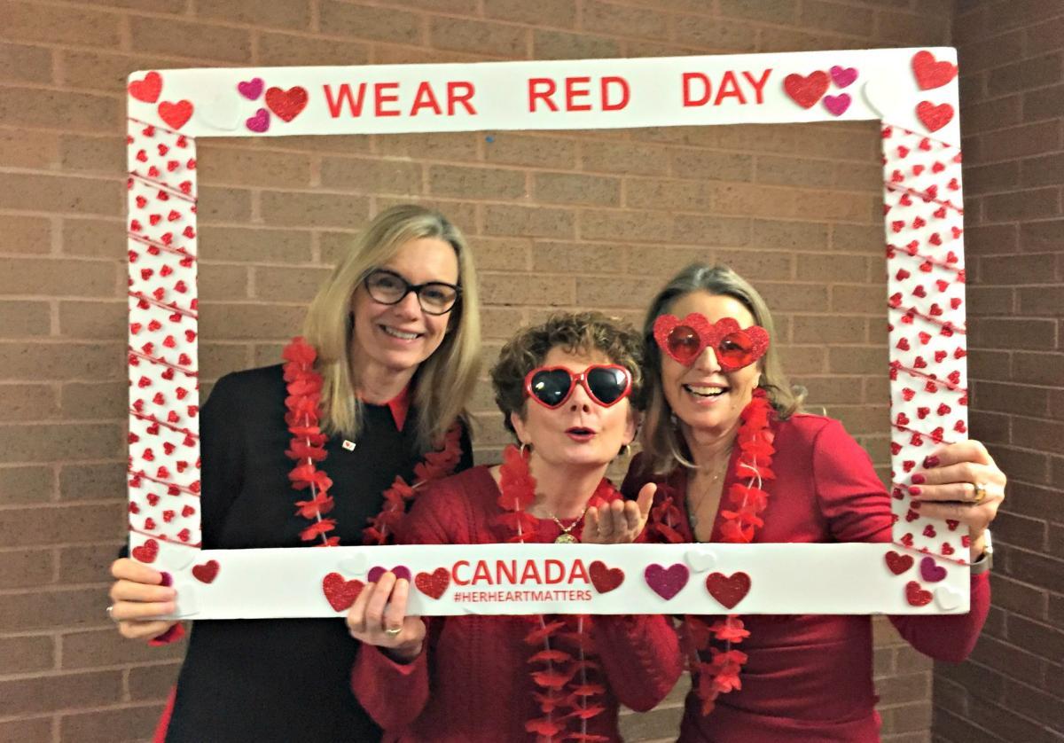 Wear Red Canada